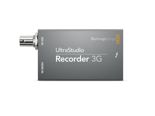 BMD-BDLKULSDMAREC3G UltraStudio Recorder 3G by Blackmagic Design
