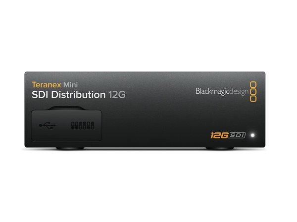BMD-CONVNTRM/EA/DA Teranex Mini - SDI Distribution 12G by Blackmagic Design