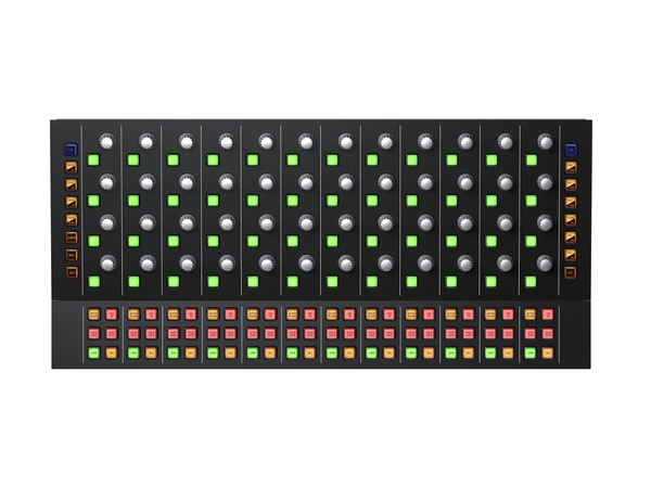 BMD-DV/RESFA/EFCCS Fairlight Console Channel Control by Blackmagic Design