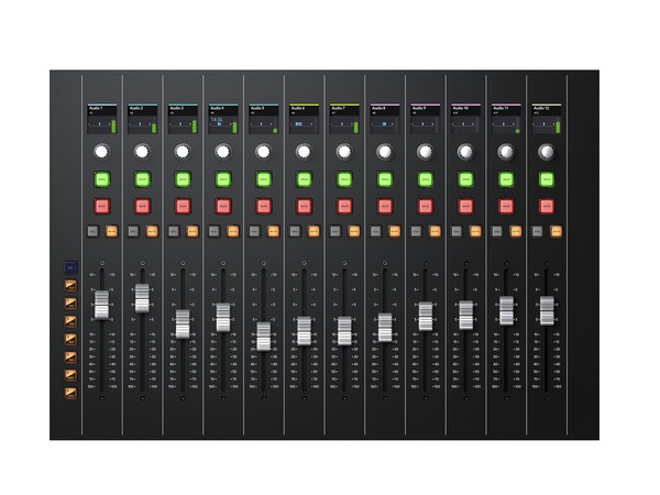 BMD-DV/RESFA/FADCS Fairlight Console Channel Fader by Blackmagic Design