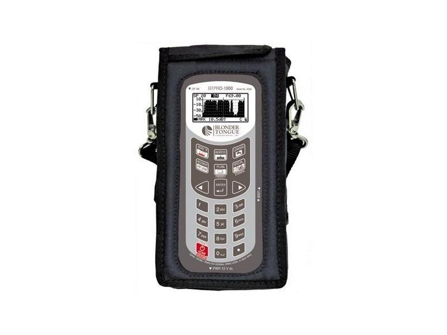 BTPRO-1000 QAM/8VSB/Analog and Digital Signal Analyzer by Blonder Tongue