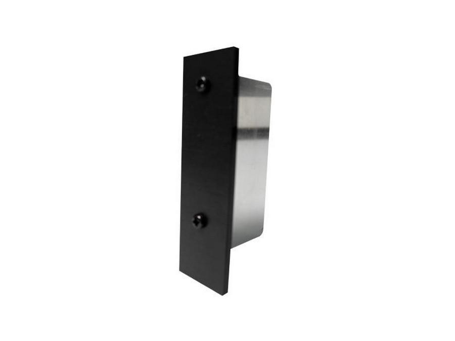 ATLONA 19in RACK MOUNT ALUMINUM LACER PANEL AT-LACERPNL
