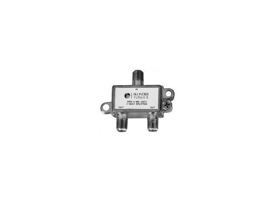 SXRS-2 1x2 Solder Back 5-1000 MHz In-Line RF Splitter by Blonder Tongue