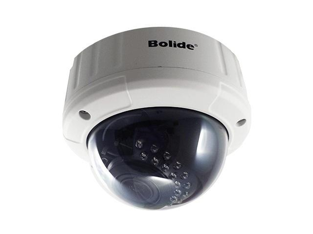 BC1209AVAIR/AHQS 2.0MP HD 4 in 1 1080p STARLIGHT Vandal Dome Camera/2.8-12mm lens by Bolide