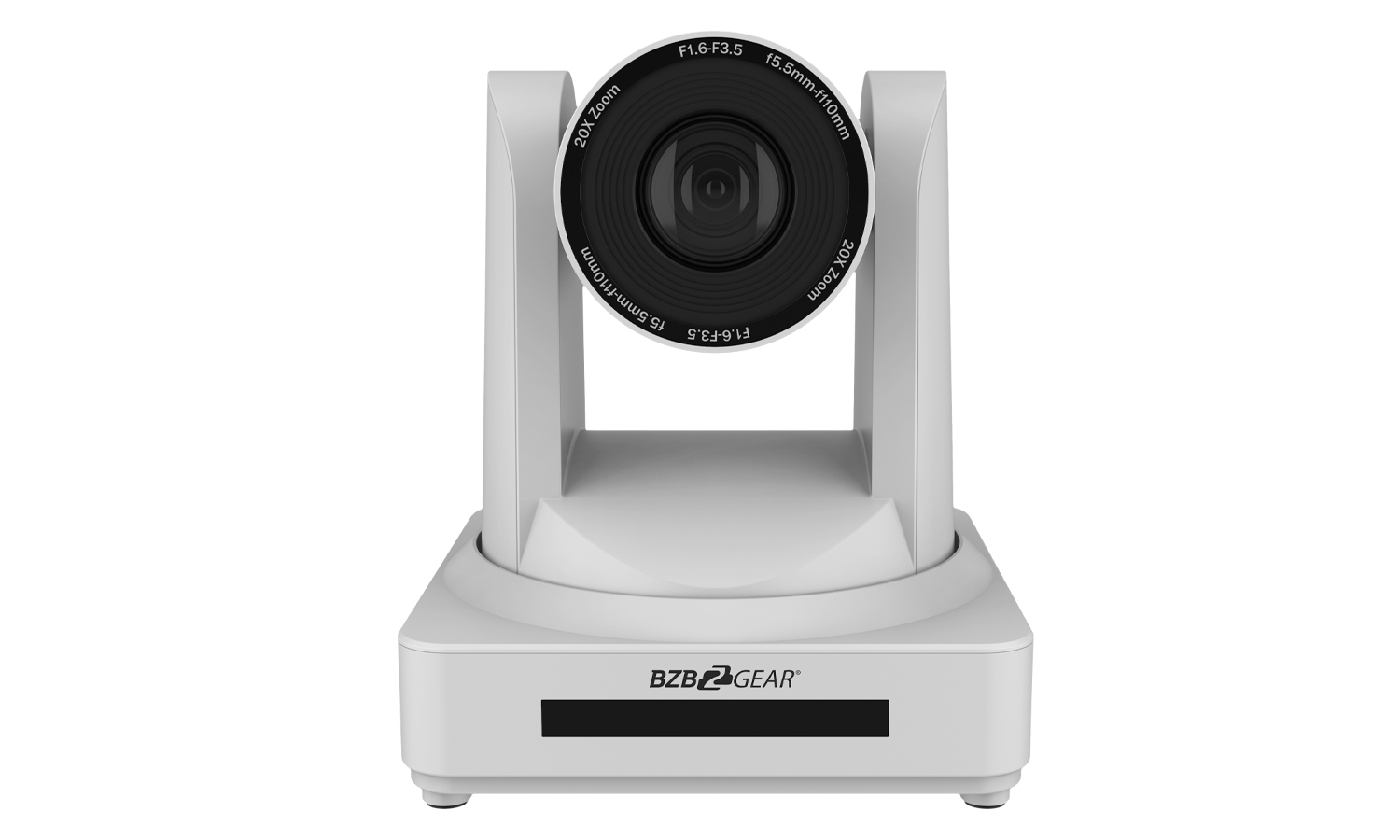 BG-LVPTZ-20XHSP-W PTZ 20X Zoom Full HD HDMI/SDI Live Streaming Camera with POE (White) by BZBGEAR