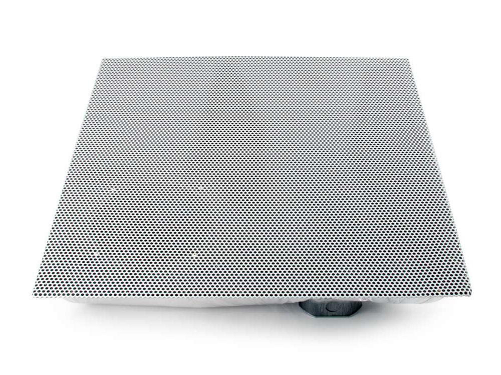 41108 2x2 Drop In Ceiling Speaker/8 Ohm/Plenum Rated by C2G