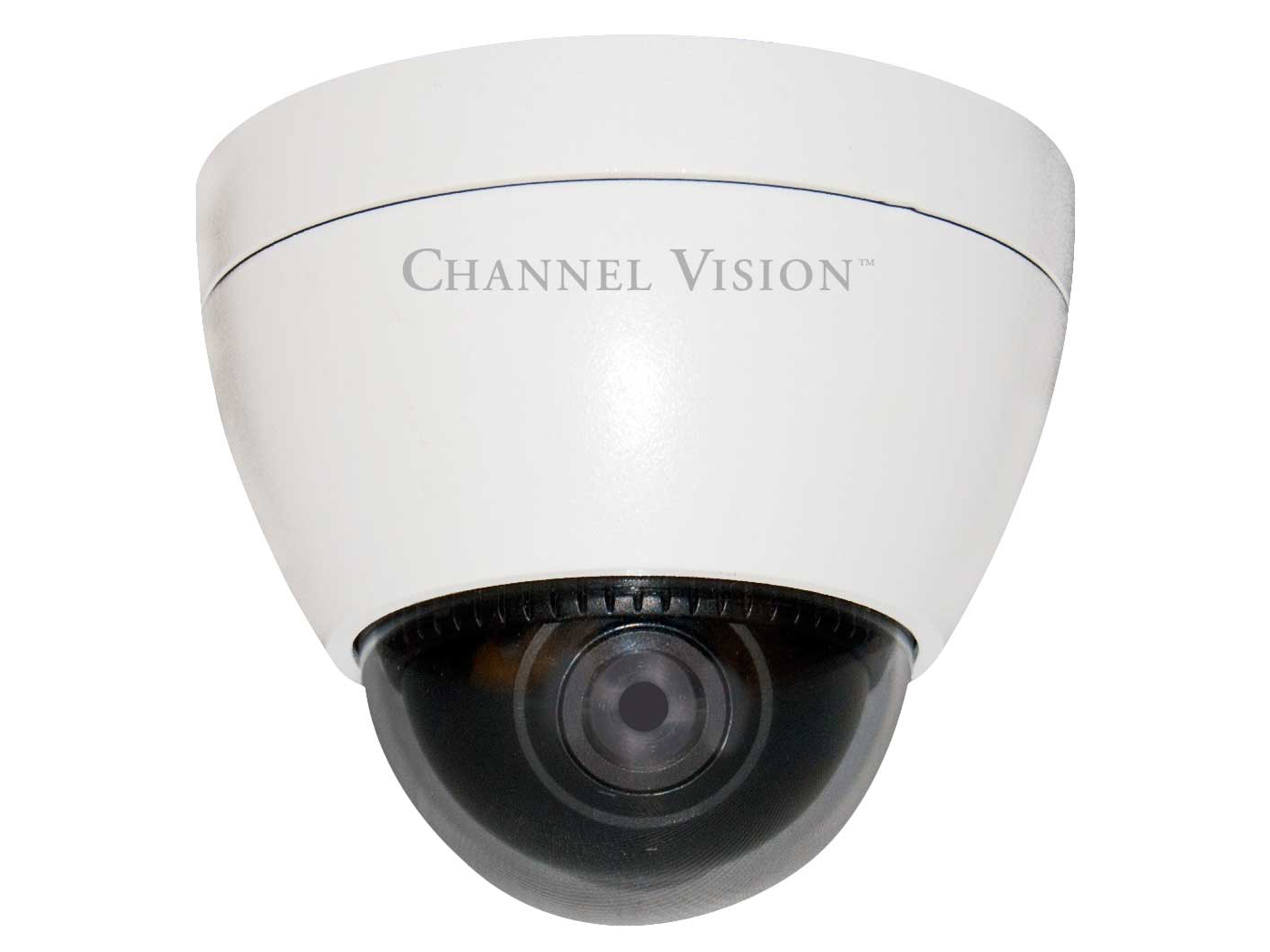 6533 1080P 2 Megapixel Mini Dome IP Camera wit POE/2-Way Audio by Channel Vision