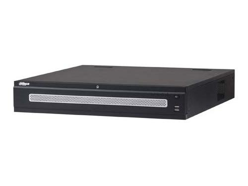 DHI-NVR6A08-128-4KS2 4TB 128-channel INT 4K 8 SATA Network Video Recorder with 4TB HDD by DAHUA