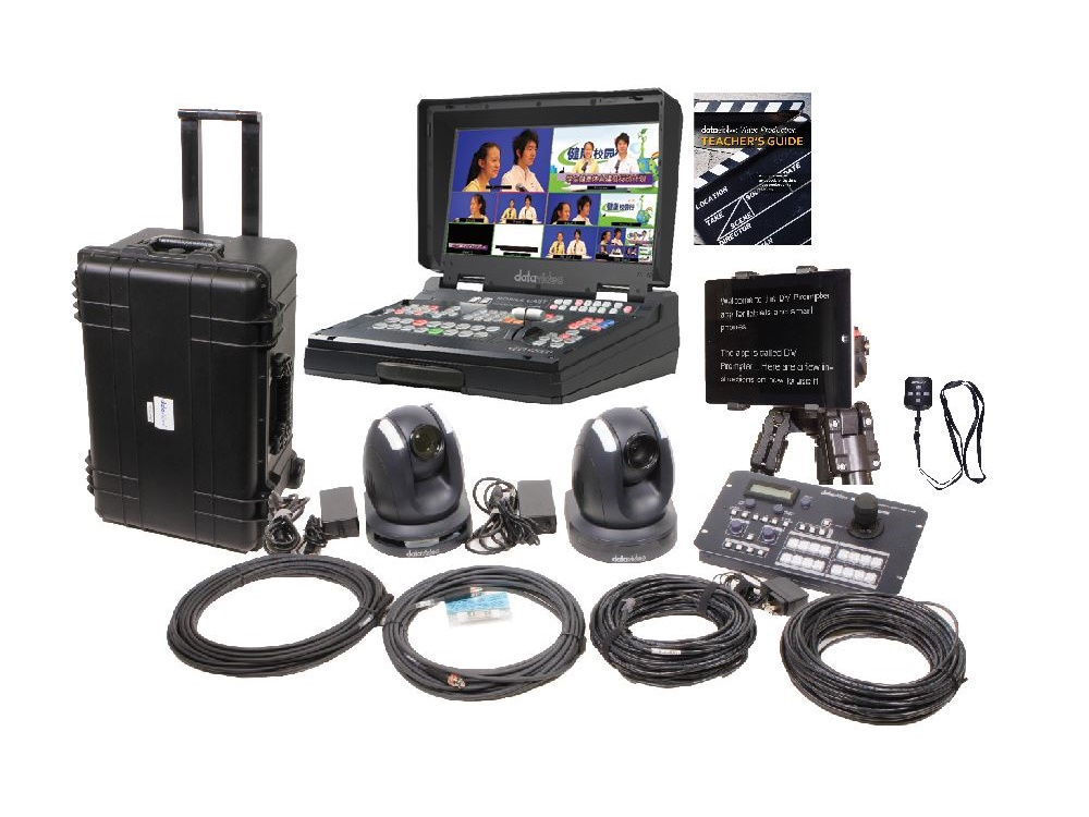 EPB-1300 Educator's Production Bundle by Datavideo