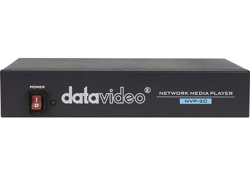 NVP-20 Network Controllable Media Player by Datavideo