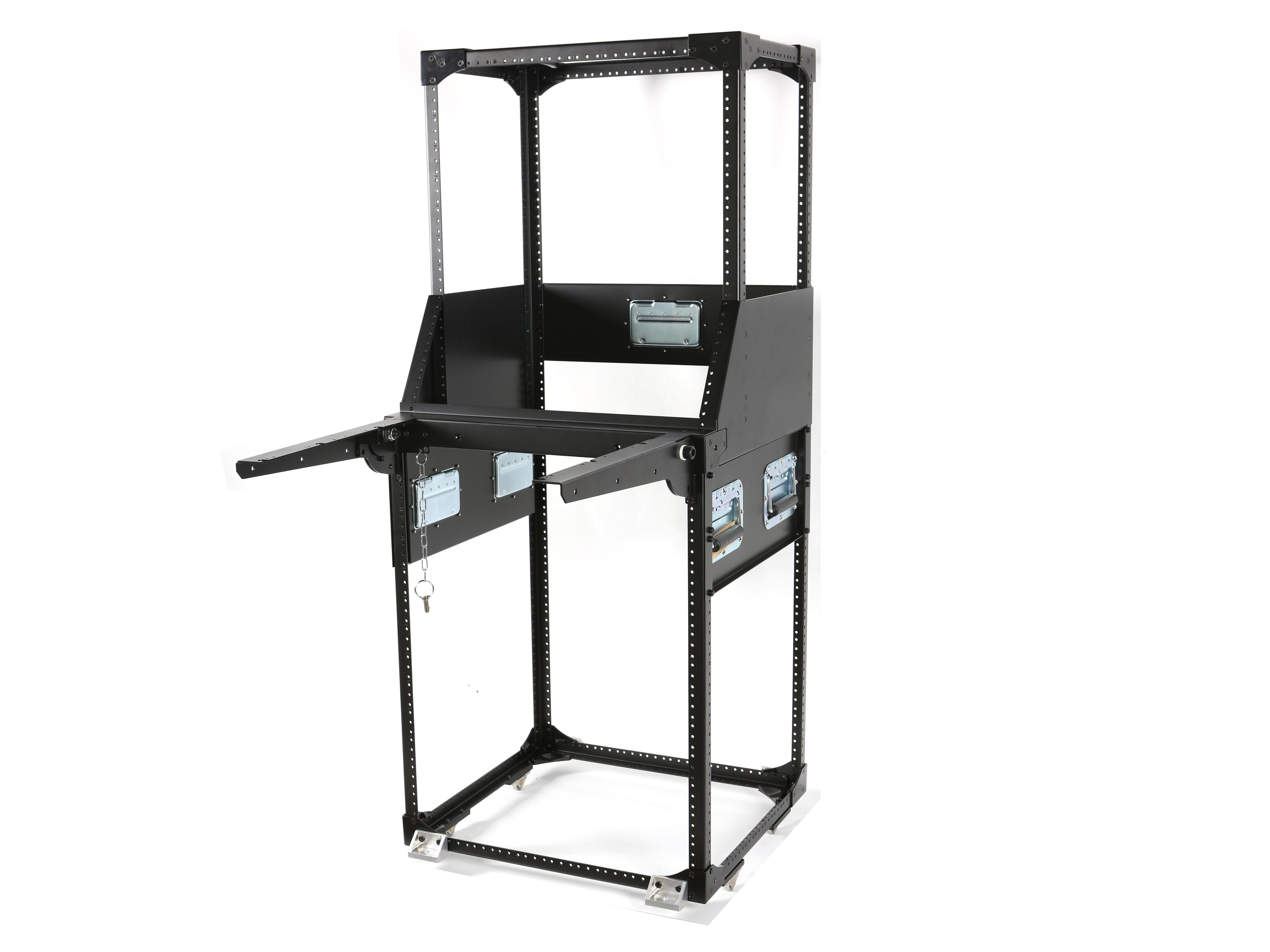 OBV Rack 19 inch Mobile Rack System by Datavideo