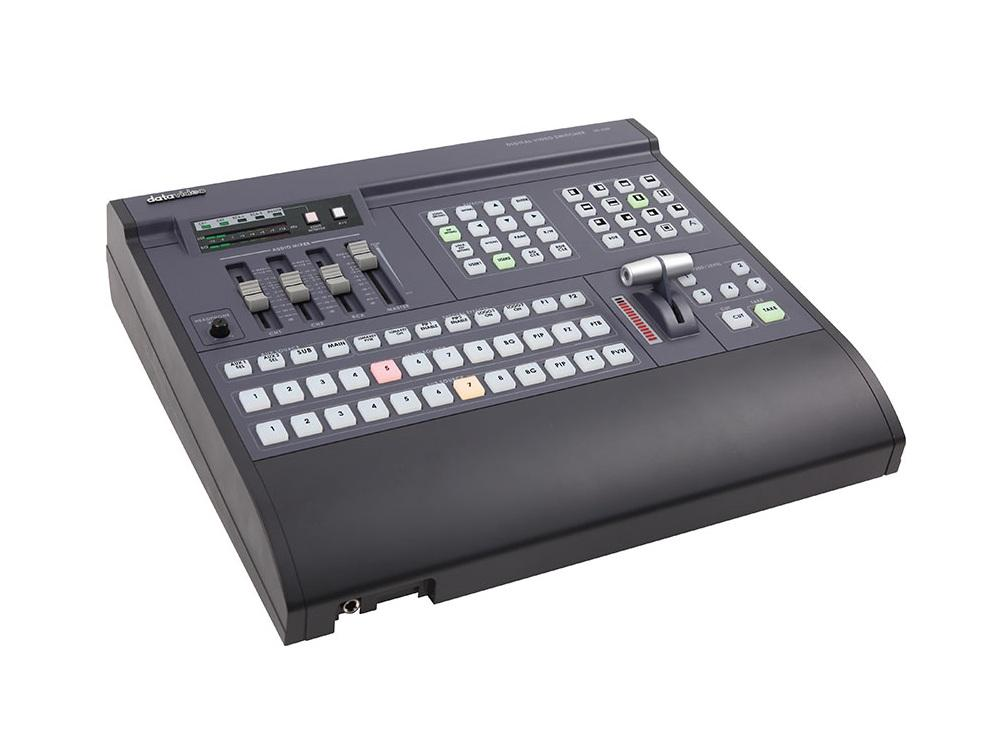 SE600 8 Channel Composite/DVI-D/DVI-I Digital Video/Audio Switcher by Datavideo