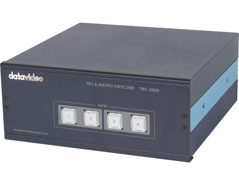 TBC-5000 Time Base Corrector/Matrix Switcher by Datavideo
