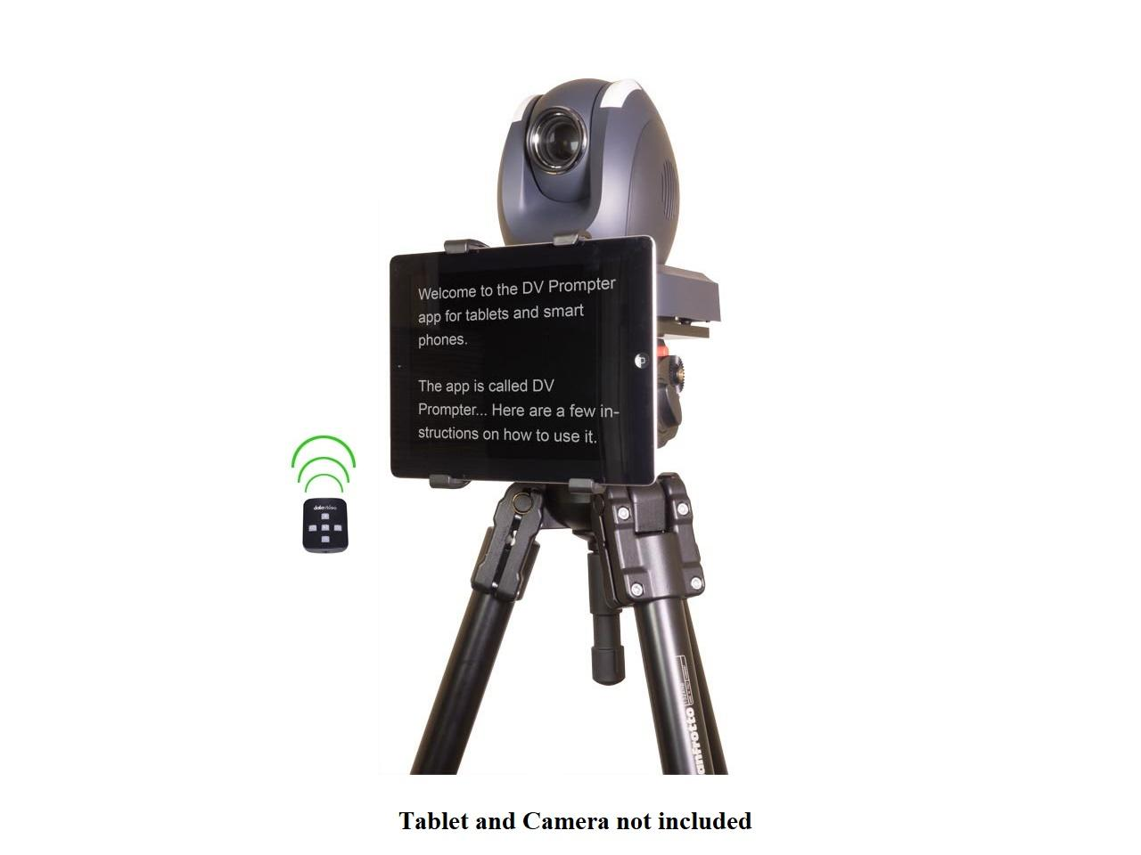 TP-150 Prompter Kit for PTZ Camera by Datavideo