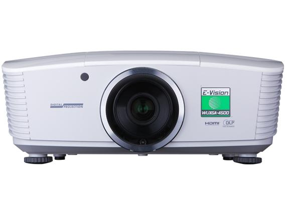E-Vision 1080p 4500 Projector/1080p/  4700/2000x1 /HD by Digital Projection