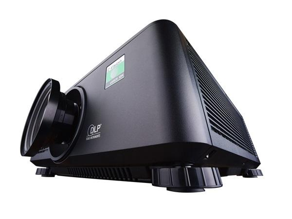 E-Vision Laser 10K 1-Chip Laser-Phosphor Digital Projector/10500 ISO Lumens/10000x1 Contrast Ratio/WUXGA by Digital Projection