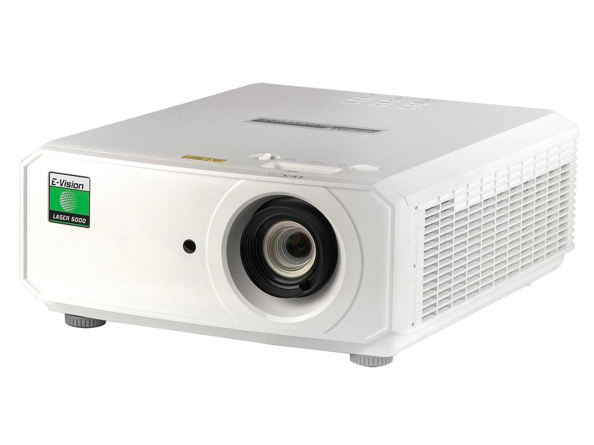 E-Vision LASER 5000 1920x1200 Projector/WUXGA/5000 Lumens/2000x1 by Digital Projection