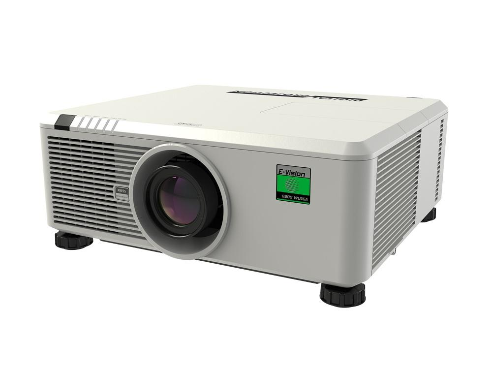 E-Vision WUXGA 6900 E-Vision Projector/WUXGA/6500lm ISO/2000x1/1920x1200 by Digital Projection