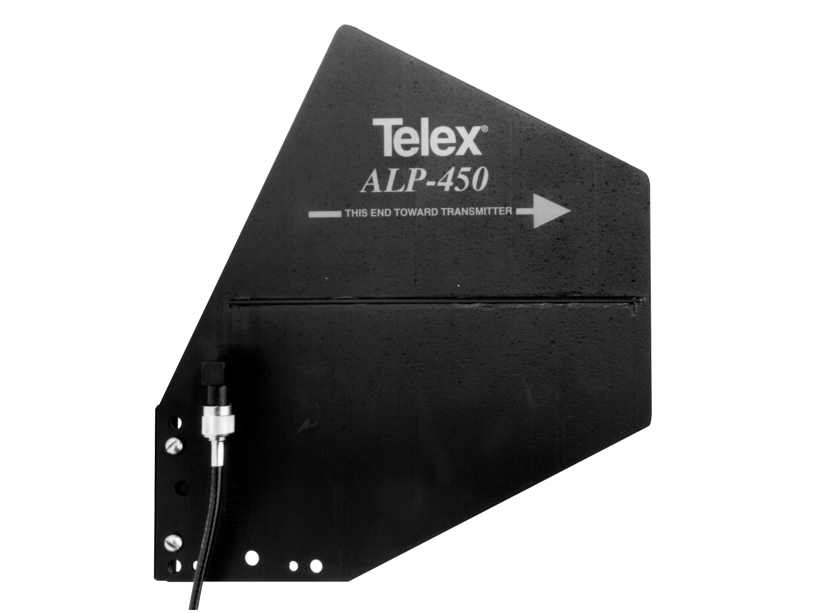 ALP-450 Branded Directional Log Periodic Antenna Covers 450-900 MHz/Matte Black by Electro-Voice