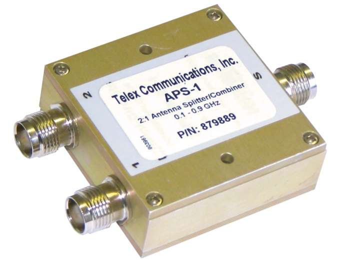 APS1 COMB_SPLT Antenna Combiner/Splitter for 2-1 Input/Output by Electro-Voice