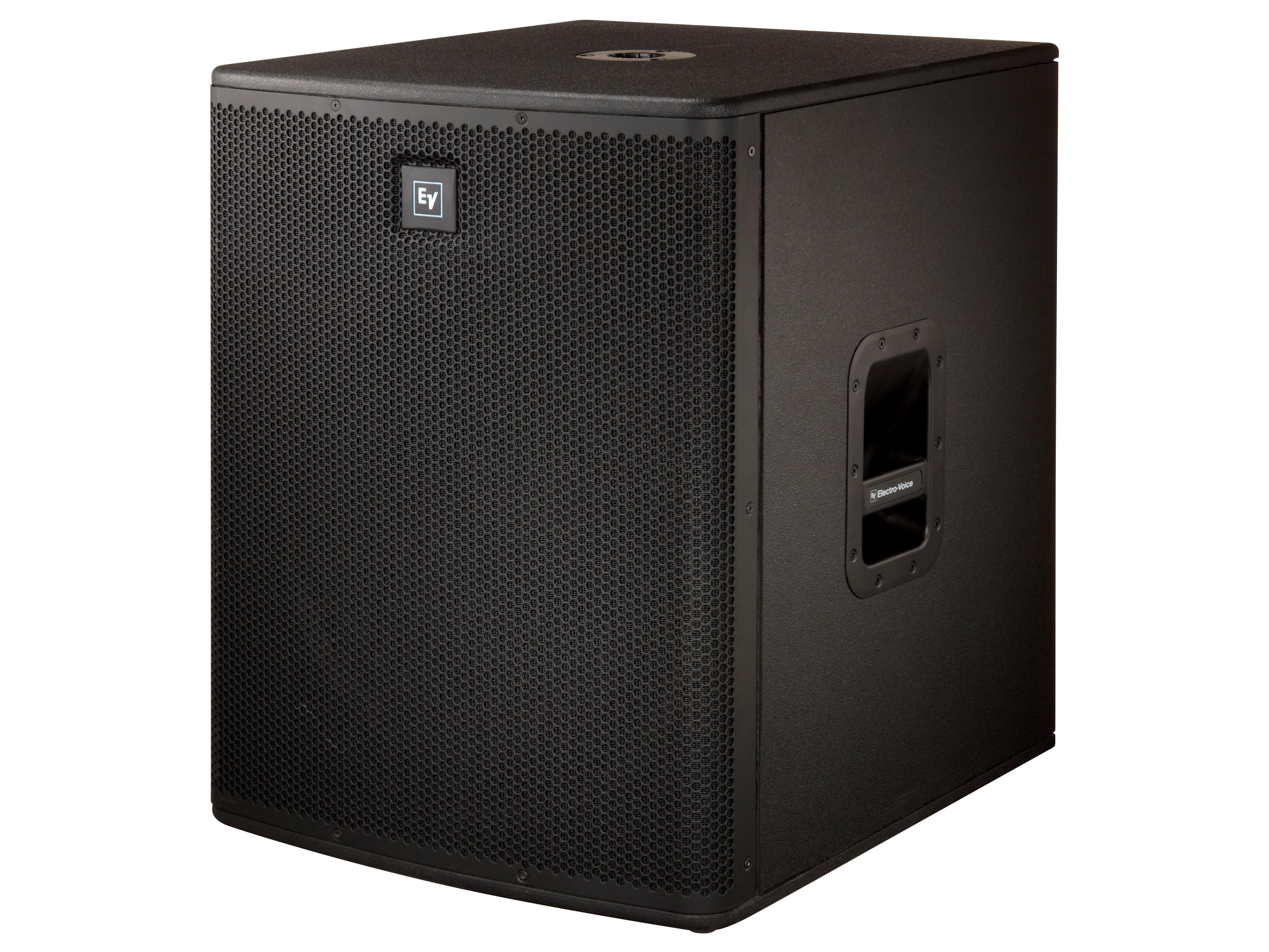 ELX118P120V 18 inch 700 W Powered Subwoofer/32Hz - 130Hz by Electro-Voice