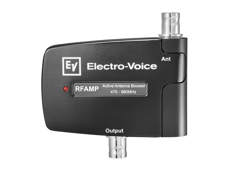 RE3ACCRFAMP Active RF Antenna Booster/470-960MHz by Electro-Voice