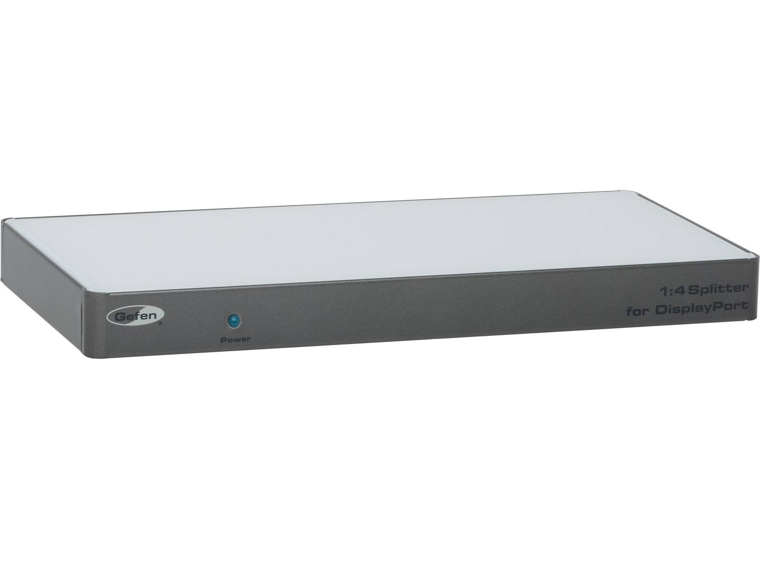 EXT-DP-144 1x4 DisplayPort Splitter/Amplifier by Gefen