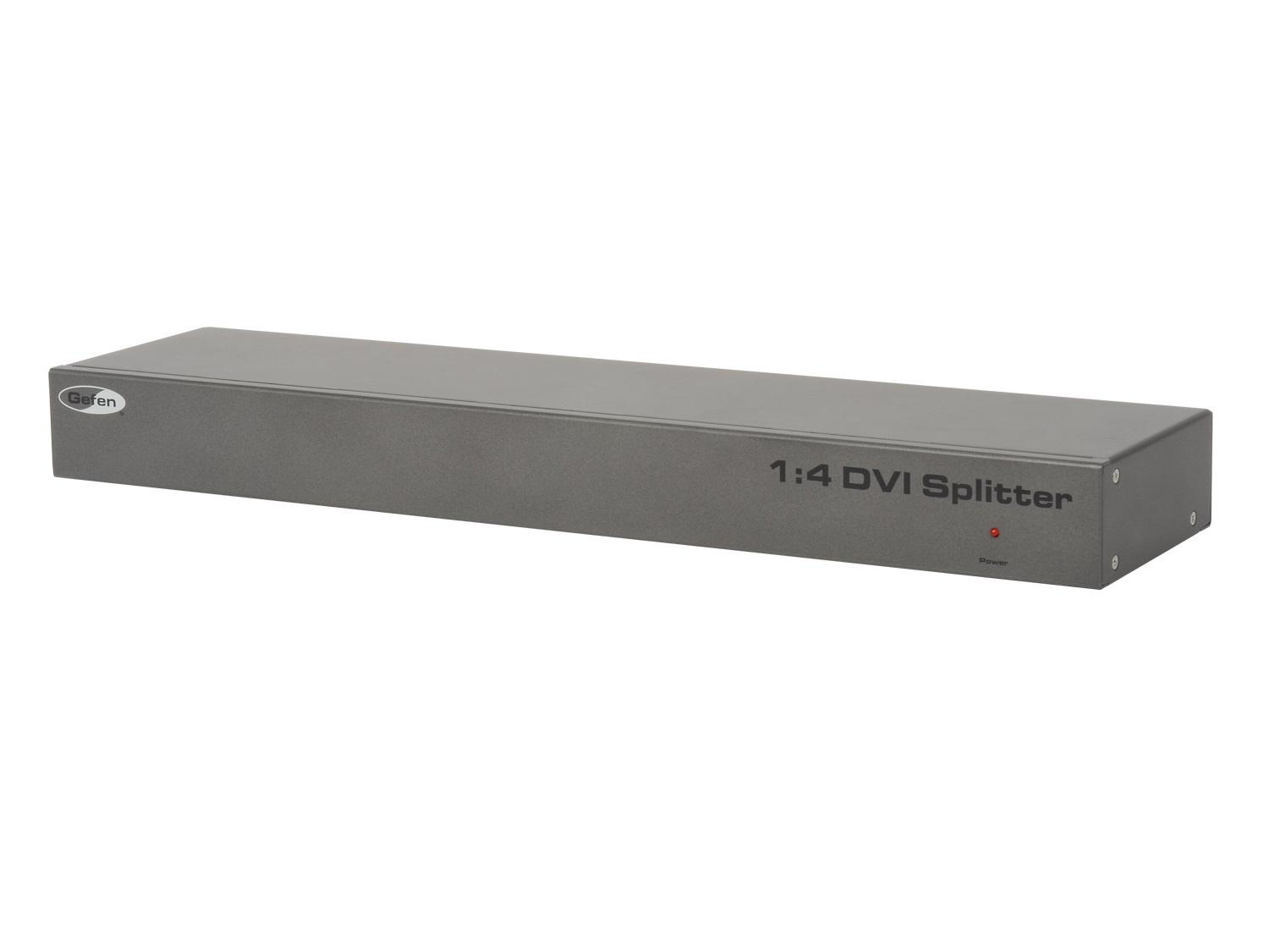 EXT-DVI-144N 1x4 DVI Distribution Amplifier by Gefen
