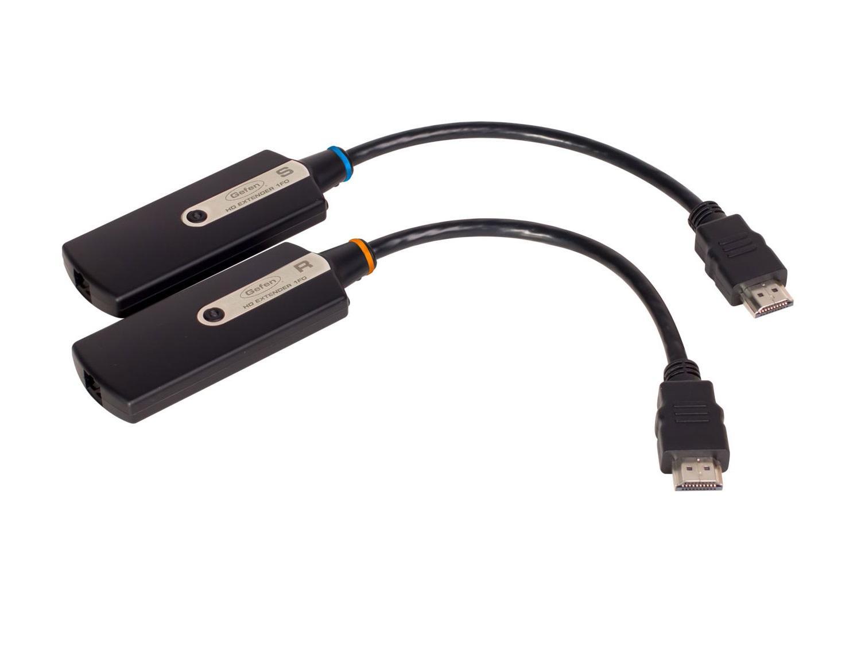 EXT-HD-CP-FM10 HDMI Fiber Optic Extender (Sender/Receiver) Kit (Pigtail Modules) by Gefen