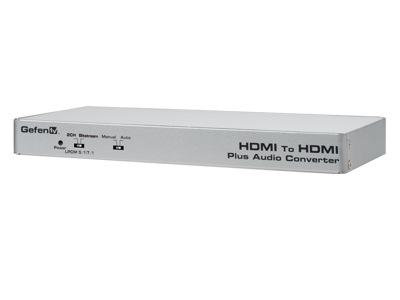 GTV-HDMI-2-HDMIAUD GefenTV HDMI to HDMI Plus Audio Converter by Gefen