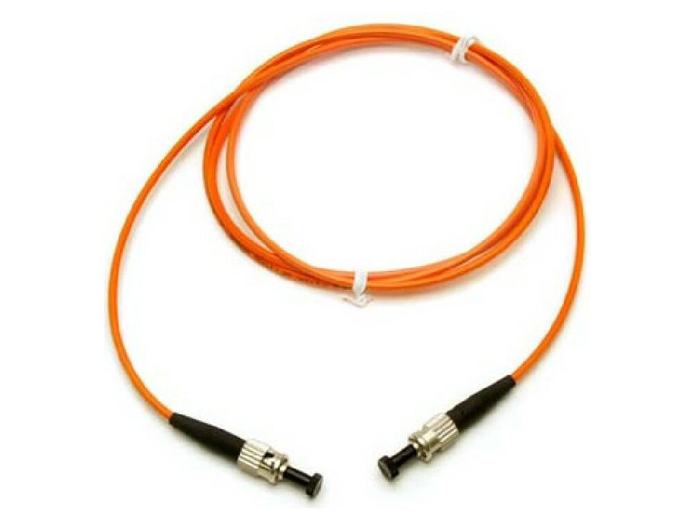 CST-OM2-300 300m ST-to-ST Fiber Optic Multimode OM2 50/125M cable by Hall Research