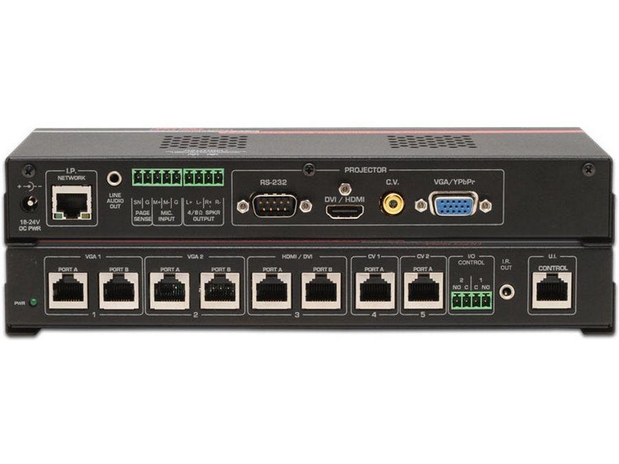 VSA-51-R Multi System Presentation Switcher (Receiver only) by Hall Research