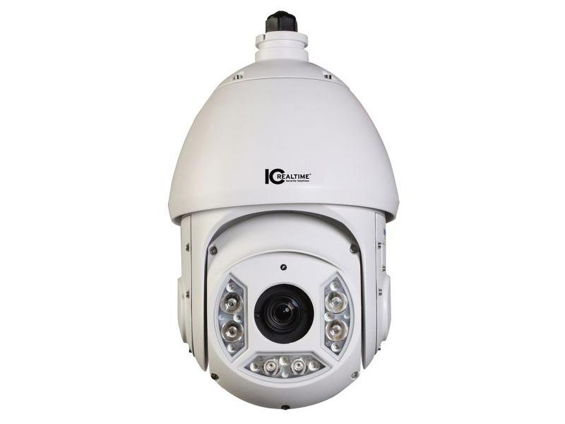 ICIP-MP3108-IR 1MP IP Mid Size PTZ 31X Optical Zoom Camera with Smart IR/Starlight/H.265/Autotracker by ICRealtime