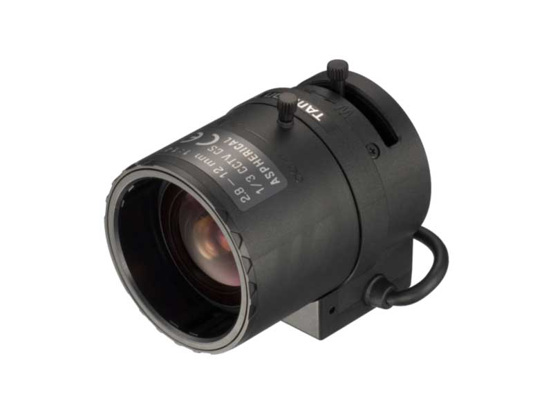 LENS-TAM-2.8-12MMAI 2.8-12MM High Resolution Vari-Focal Lens by ICRealtime