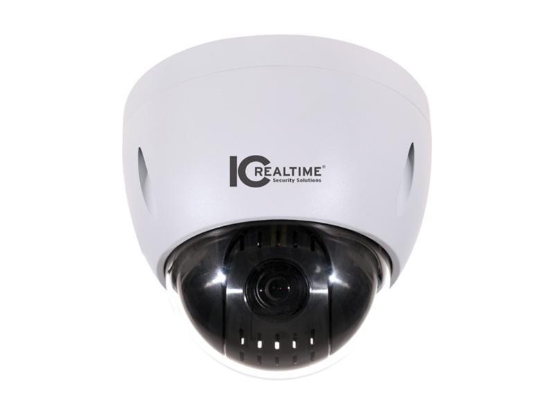 AVS-Z4212S 2 MP WATER PROOF 1080P HD-AVS 12X OPT MINI PTZ DOME CAMERA by ICRealtime
