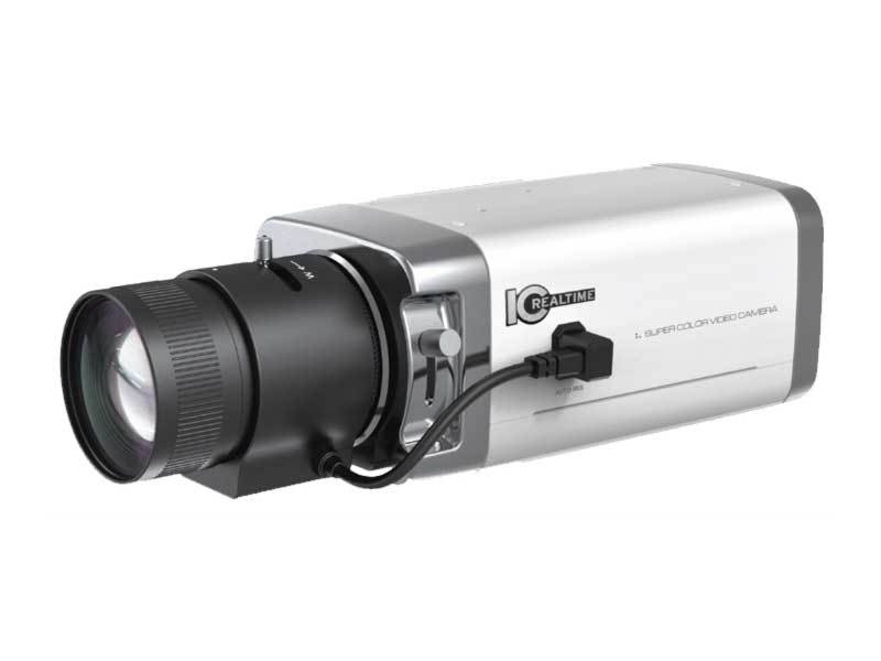 EL-700 600TVL High Resolution Day/Night CCD Camera by ICRealtime