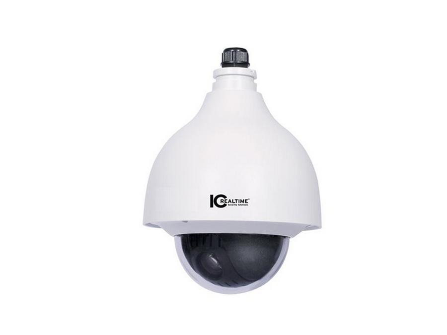 IC Realtime ICIP P2012S zoom 2MP 12x mini dome IR Optical zoom Camera PTZ
