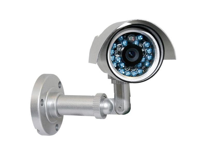 ICR-150 480TVL Weatherproof Color IR Bullet Camera by ICRealtime