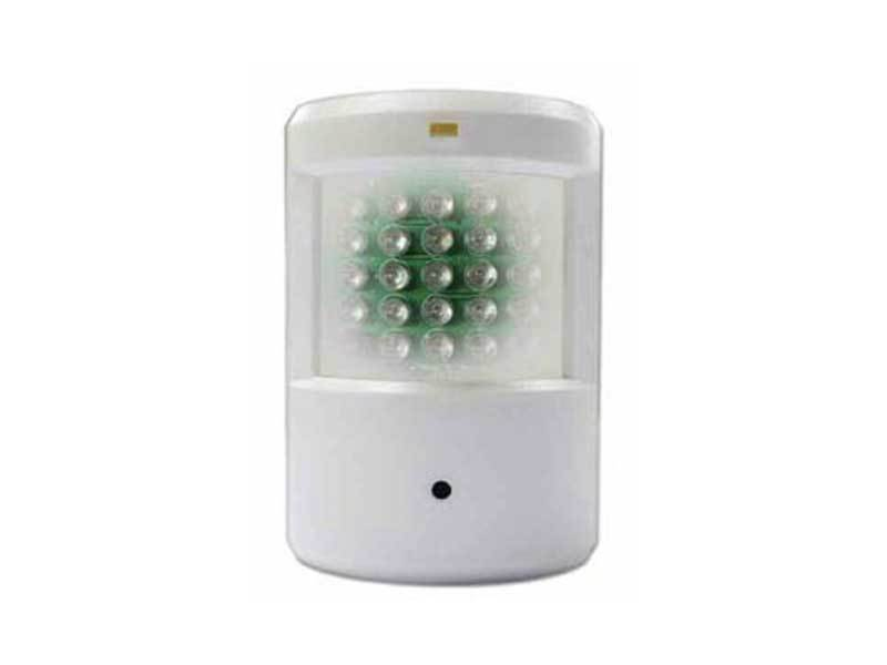 ICR-PIR-IR 600Tvl 950Nm Ir Covert Motion Detector Camera W/Microphone by ICRealtime