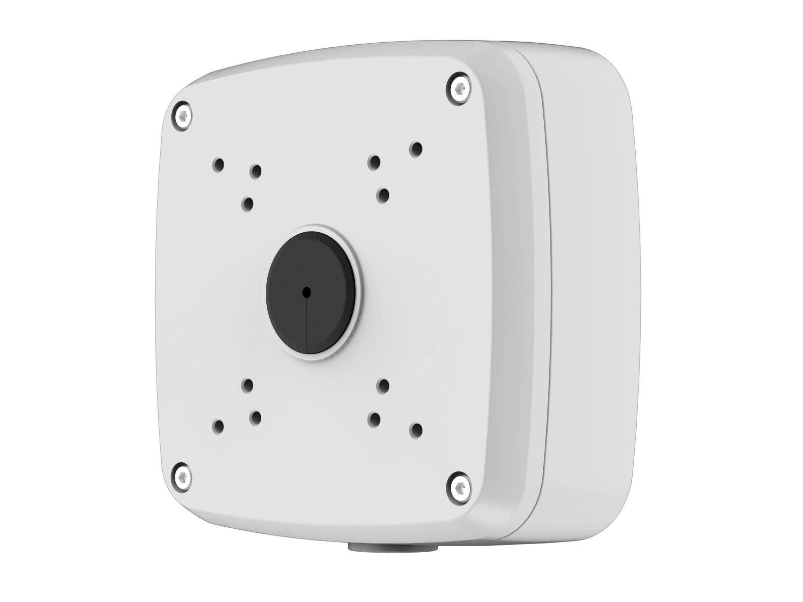 MNT-JUNCTION BOX 4 Square Junction Box For Ip Base Bullet Cameras by ICRealtime