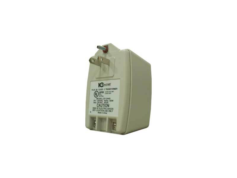 PWR-24VAC Transformer 24 VAC 1.67 AMP - 40 VA by ICRealtime