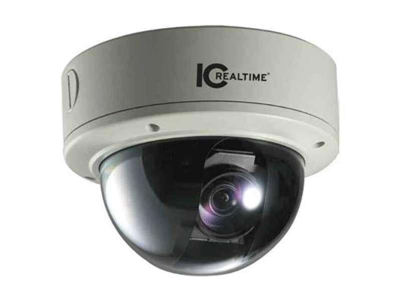 ICHD-850VD 3 MegaPixel Full HD HDcctv/HD-SDI Vandal Dome Camera by ICRealtime
