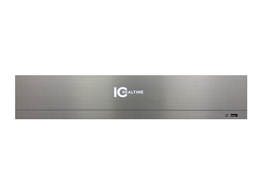 NVR-708N 2U 8 Channel 240/240 Fps At D1 Up To 1080P Nvr W 1000 Gb Hd by ICRealtime