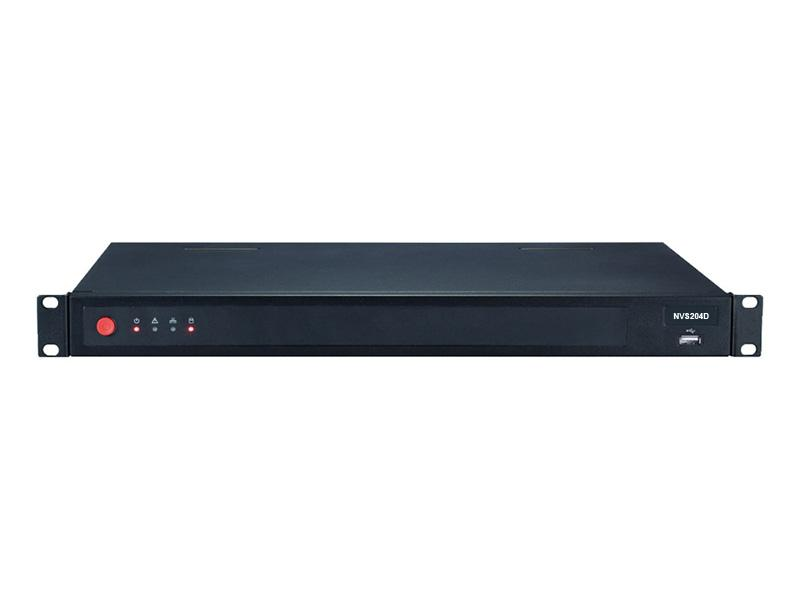 NVD-400 16CH IP Camera 4-Ch Analog I/O Embedded Network Video Decoder by ICRealtime