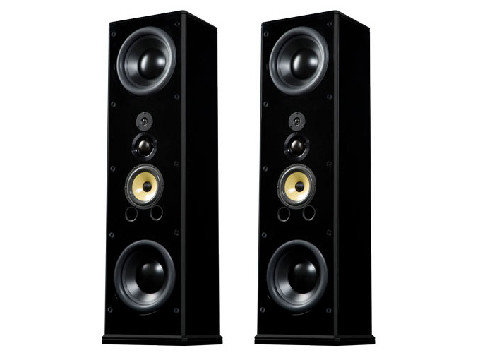 ID1.15 8in 3-Way/4-Way Speaker w Dual 15in Subwoofers/Pair by Induction Dynamics