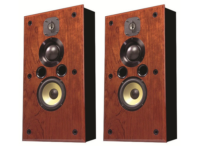 S1.iw 6.5in 3-Way In-Wall Speaker/55 Hz - 22 kHz/Pair by Induction Dynamics
