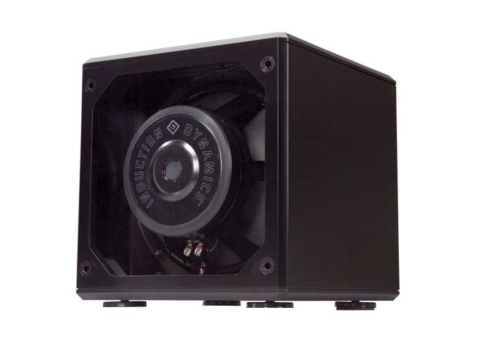 SW1 Twin 15in Push/Pull Subwoofer/24 - 150 Hz by Induction Dynamics