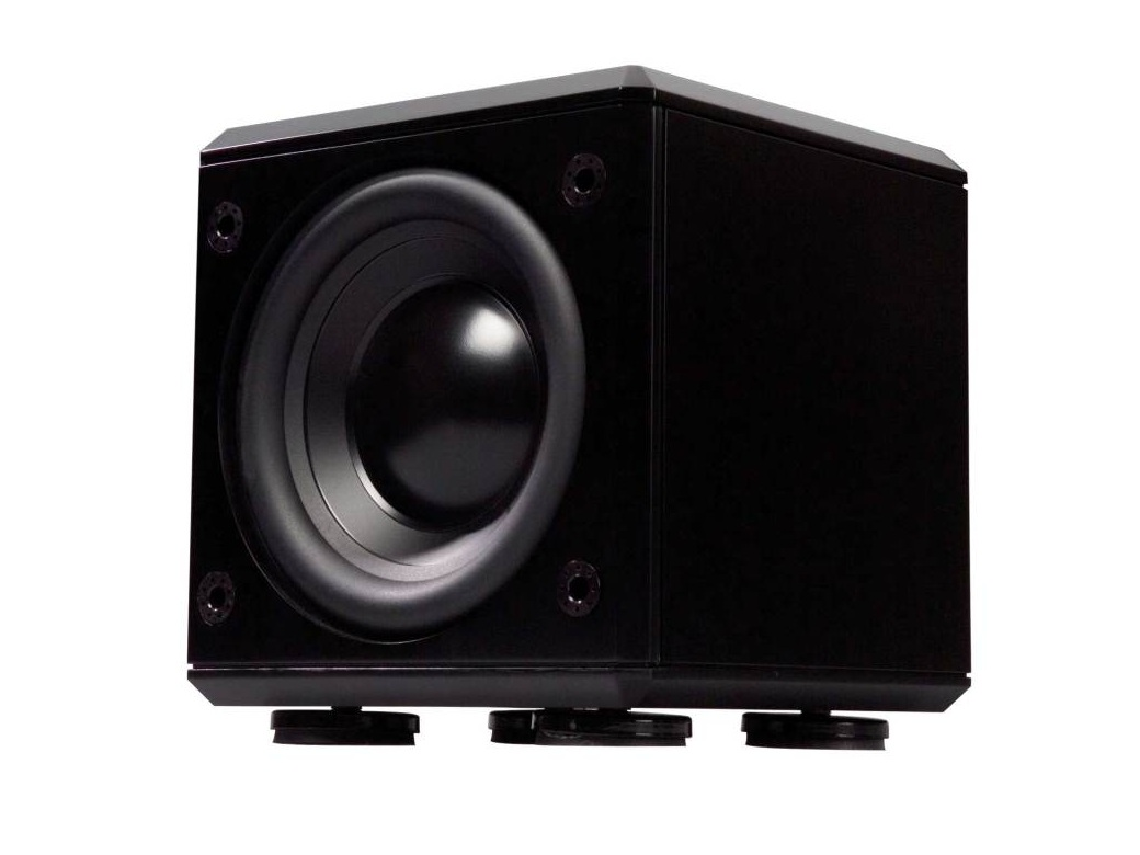 SW4 10in Subwoofer/25 - 150 Hz by Induction Dynamics