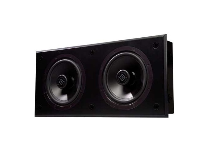 SW4.iw Dual 10in In-Wall Subwoofer/27 - 150 Hz by Induction Dynamics