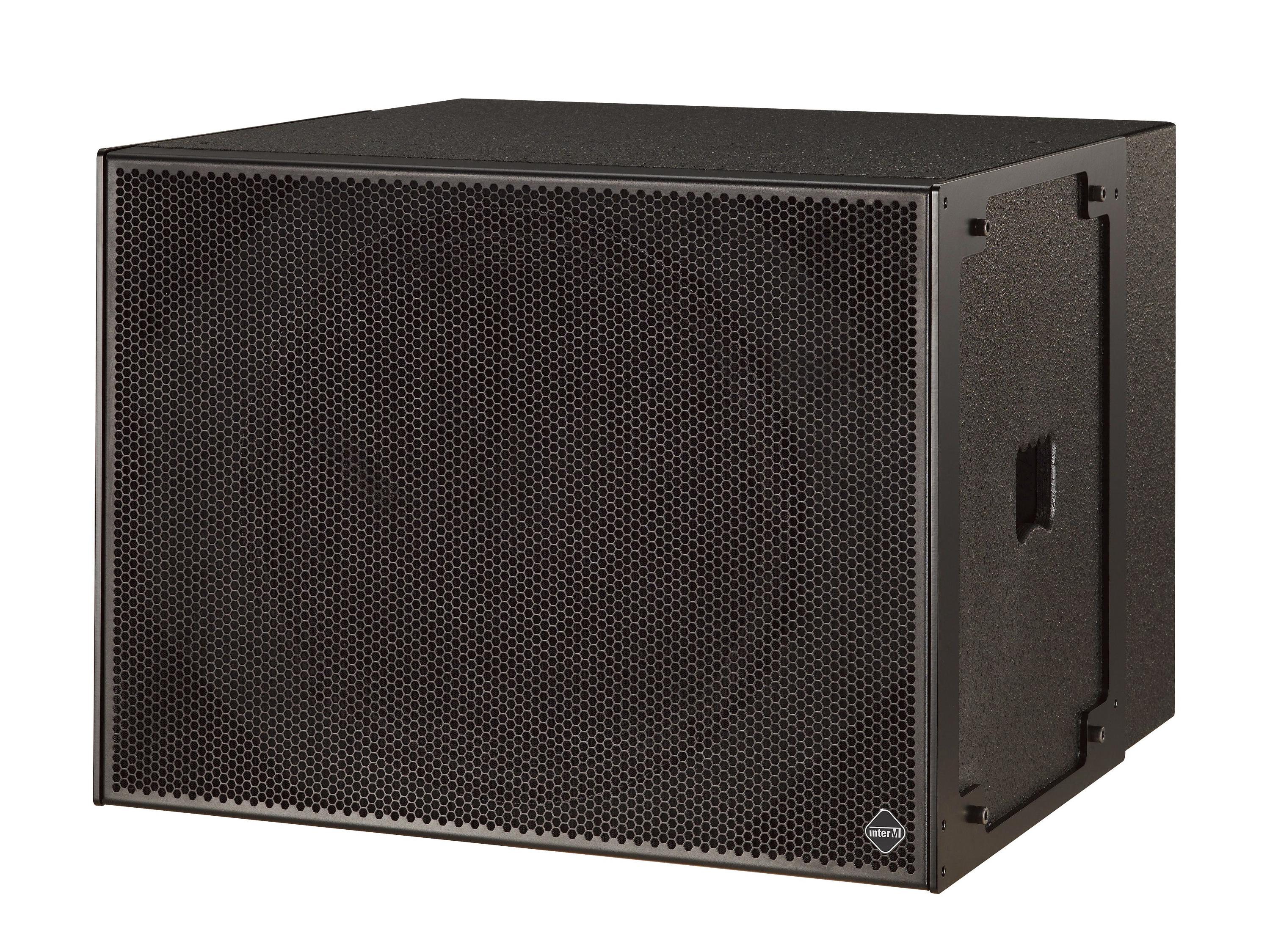 CLA-18SK 18 inch 800W Line Array Compact Subwoofer/35Hz-3kHz by Inter-M